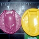 Hero Superhero - Silicone Mold-  Kids Candy Cake toppers Birthday Clay  Cookies Crafts