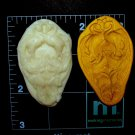 Peacock - Cake Candy Cookies Crafts-  Bird Animal  Flexible Push Silicone Mold