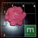 Frog Baseball - Silicone Mold-  Kids Candy Cake toppers Clay  Cookies Crafts