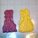 7 Peopl - Silicone Mold-  Kids Candy Cake toppers Clay  Cookies Crafts