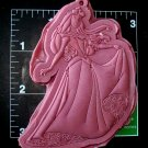 Princess - Silicone Mold-  Kids Candy Cake toppers Clay  Cookies Crafts