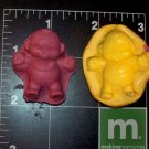 Baby - Cake Candy Cookies Crafts- Flexible Push Silicone Mold