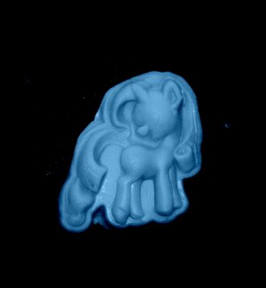 Horse  - Silicone Mold- Kids Cake Candy Cookies Fondant Crafts