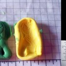 Ethnic Princess Set - Silicone Mold - Cake Candy Cookies Crafts Wax