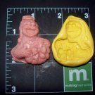 Sesame Monster C-Flexible Push Food Mold-Xmas Ornament Cupcake Topper Candy Cake Clay Cookies Crafts