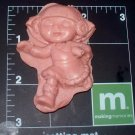 Girl D0ra -Flexible Push Food Mold-Xmas Ornament Cupcake Topper Candy Cake Clay Cookies Crafts