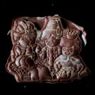 Nativity- Candy Cake Crafts Cookies- Religion Religious Flexible Silicone Mold Monster