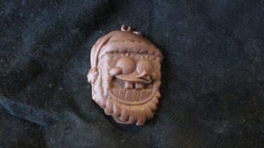 Santa Sponge-Flexible Push Food Mold-Xmas Ornament Cupcake Topper Candy Cake Clay Cookies Crafts