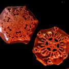 Snowflake Set- Silicone Mold- Kids Cake Candy Cookies Fondant Crafts