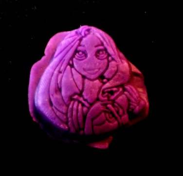 Rapunzel Princess-  Silicone Mold-  Cake Candy Cookies Fondant Crafts