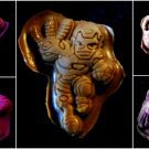 Superhero Set Squad -   Silicone Mold-  Cake Candy Cookies Fondant Crafts