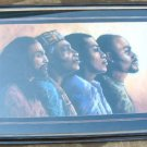 Monica Stewart Men of Vision Art Print Framed African