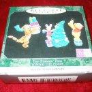 1998 Hallmark Winnie the Pooh Tree Trimmin' Time QXD4236