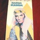 ELVIS PRESLEY HARUM SCARUM VHS MGM MINT