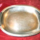 Vintage ELPO Stainless Steel Tray Wood Handles Japan