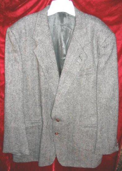 Vintage Brookcraft Wool Suit Sports Jacket 40 Today's Man
