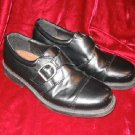 Mens Kids Chancellors Black Dress Shoes Loafers 4