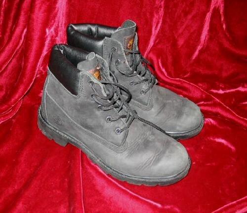 Mens Kids Timberland Waterproof Boots Shoes 5 M