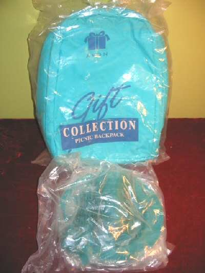 NEW Avon Gift Collection Picnic School Backpack Padded