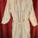 Womens London Fog Thinsulate Trench Coat Raincoat 12