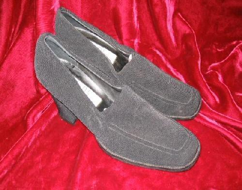 Black VRS Shoes Pump 8M Vittorio Ricci Studio