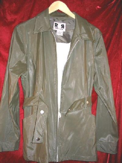 Womens Rave 4 Real Winter Jacket Rain Coat L