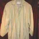 Womens Jones New York JNY Winter Jacket Trench Coat 12