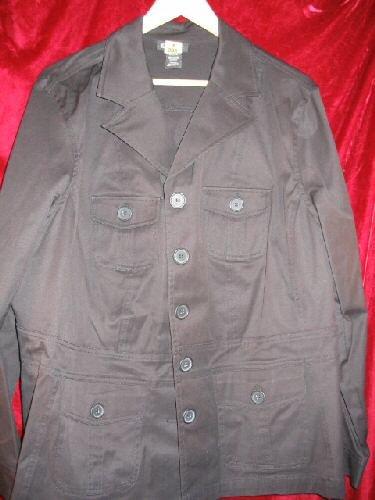 Womens Lane Bryant Winter Jacket Coat Dry Cleaned 22 / 24