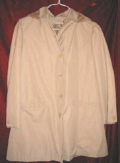 Womens Rainworthy Trench Coat Winter Jacket 12 Hooded
