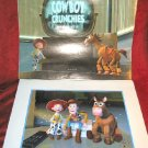 2000 Disney PIXAR Toy Story 2 Commemorative Lithograph Framed