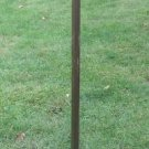 Original Antique  / Vintage Brass Floor Lamp 3-Arm Torchiere 54""