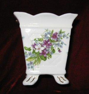 St. George Fine Bone China England Small Porcelain Vase