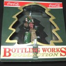 Coca Cola Bottling Works Ornament Tops on Refreshment