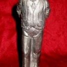 1984 Michael Ricker Pewter Man Server Driver Vest Signed