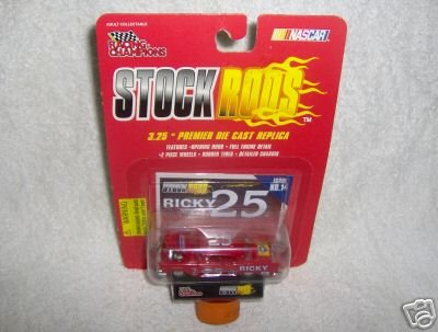 1997 Racing Champions Stock Rods #25 Ricky Craven 1:64 Scale Chevy Diecast Car
