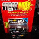 NEW #99 Glenn Allen 1997 Racing Champions Stock Rods  Luxaire 1/64 scale Car
