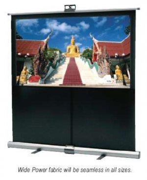 """NEW DA-LITE 80"""" Theater-Lite HDTV Projection Screen"""
