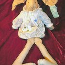NEW Russ Berrie Bear Easter Bunny Country Sampler Annemarie