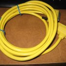 New 8ft Yellow Traveling Parallel Cable Male - Male