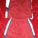 Kids AND1 Basketball Shirt Jersey Lined Shorts