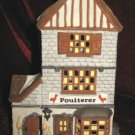 Dept 56 Dickens Village Poulterer 59269 1988