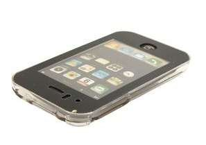 Clear iPhone 3G Phone Shield Touch Screen Shell Cover