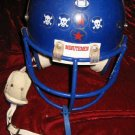HUGE LOT 9pc Youth Football Outfit Helmet Jersey Shirts Pants Pads
