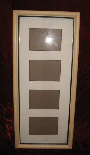 New Wooden Picture Photo Frame 21x10 USA
