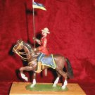 Alymer 54mm Lead Soldier Figure 507 Royal Canadian Mounted Police