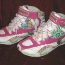 Marc Ecko Red Pink Shoes Sneakers Multi Color 3 Bling
