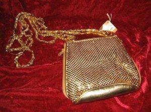 Vintage Moda Attiva Purse Handbag Evening Shoulder Bag