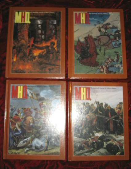 MHQ The Quarterly Journal Of Military History 1998 1999