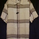New Button Down Shirt Size 2xl 2x Big Tall Mens Clothing  410101-3