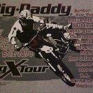 Big Daddy Gray Motor Bike X Tour Long Sleeve T-shirt 3XL 3X Big Tall Mens Clothing 601011-2